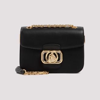Lanvin Swan Box Small Chain Bag
