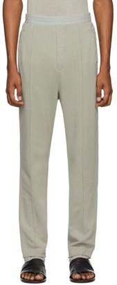 Haider Ackermann Grey Tailored Lounge Pants