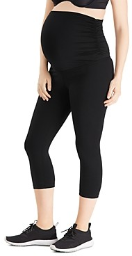 Belly Bandit Essential Capri Maternity Leggings