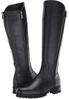 La Canadienne Susan (Black Leather) Women's Dress Pull-on Boots