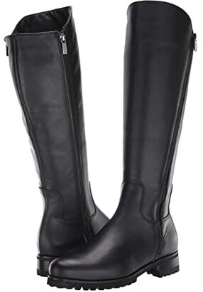 La Canadienne Susan (Black Leather) Women's Dress Pull-on Boots