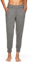 Gaiam Women's Nirvana Fleece Jogger Pants