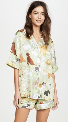 Karen Mabon Crufts Short Pajama Set