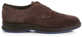 Harry's of London Technogell Suede Brogues