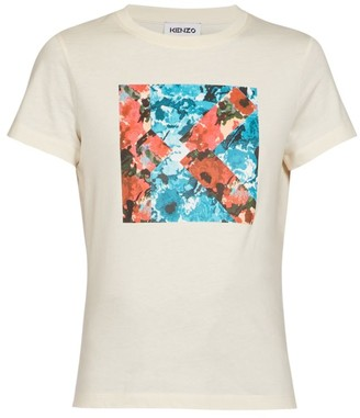 Kenzo Classic-Fit Artwork T-Shirt