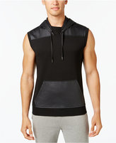 INC International Concepts Men's Shepard Hoodie Vest, Only at Macy's