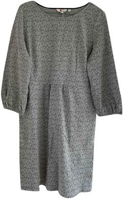 Boden Grey Cotton Dresses