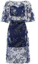 Sarvin - Doutzen Embroidered Lace Midi Dress