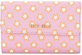 Miu Miu stars print wallet