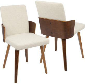 Lumisource Set Of 2 Carmella Dining Chairs