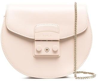 Furla Half Moon Shoulder Bag