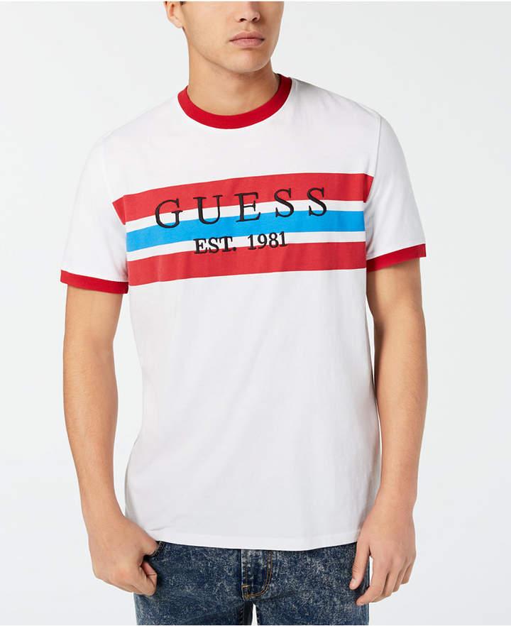 160a326004 GUESS Men's Shirts - ShopStyle