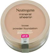 Neutrogena Mineral Sheers Loose Powder Foundation