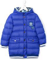 Roberto Cavalli padded coat