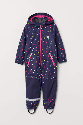 H&M Waterproof Overall - Blue