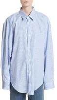 Vetements Women's Oversized '80S Shirt