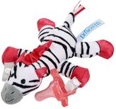 Dr Browns Dr. Brown's Plush Zoo Animal Silicone Pacifier