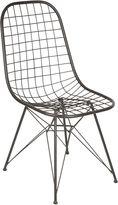 Casa Uno New York Loft Karlstad Black Dining Chair