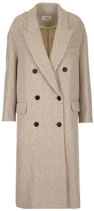 Etoile Isabel Marant Double Breasted Coat