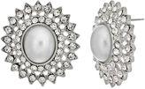 Crystal Allure Stud Earrings