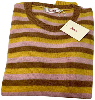 Jucca Multicolour Cashmere Knitwear