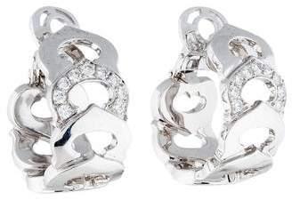 Cartier Diamond C de Earrings