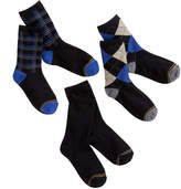 Gold Toe Goldtoe Boys GOLDTOE 3-pk. Dress Socks