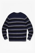 French Connection Merino Wool Stripe Jumper
