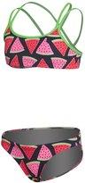 Funkita Girls' Melon Crush Two Piece Bikini Set 8151643