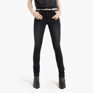 """La Redoute Collections Push-Up Slim Fit Jeans, Length 31.5"""""""