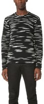 Ovadia & Sons Roll Edge Sweater