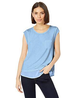 Calvin Klein Women's One Pocket Shirt
