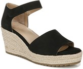 Naturalizer Soul Leather Espadrille Wedge Sandals - Oribella