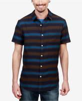 Lucky Brand Men's Striped Ballona Shirt
