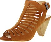 Vince Camuto Women's Eliana Leather Leather Sandal - 6.5M