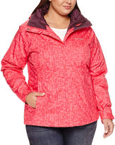 Columbia Outer West Interchange Thermal Coil Jacket - Plus
