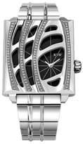 Black Diamond RSW Women's 6020.BS.S0.1.D1 Wonderland Stainless-Steel Bracelet Watch