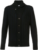 Brioni shawl collar cardigan