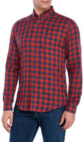 Moods of Norway Ingolf Classic Button-Down Check Shirt