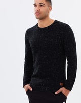 Rusty Esther Crew-Neck Knit Jumper