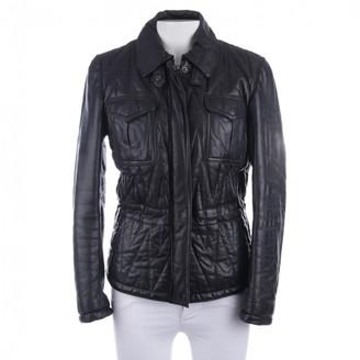 Oakwood Black Leather Jacket for Women