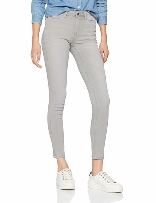 JDY Women's Jdyjake Skinny Rw DNM Noos Jeans