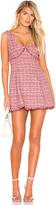 Lovers + Friends Keely Mini Dress