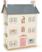 "Le Toy Van Cherry Tree Hall"" Four-Story Dollhouse"