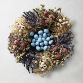 Williams-Sonoma Easter Nest Wreath with Truffle-Filled Eggs