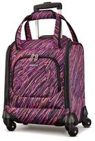 """American Tourister 14"""" Avatar Underseater Carry On Spinner Suitcase - Scribbler Purple"""