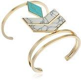 Danielle Nicole The Elements Cuff Bracelet