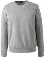Classic Men's Regular Crew Sweatshirt-Gray Heather