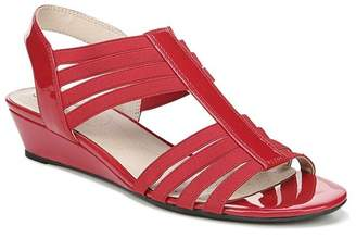 LifeStride Yours Wedge Sandal