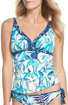 Tommy Bahama Tropical Swirl Tankini Top